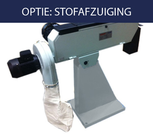 optionele stofafzuiging